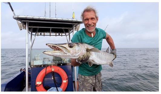 Fishing for Giants TV Smithsonian