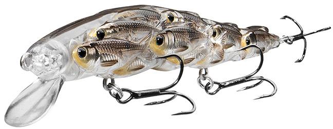 LiveTarget Prewspawn Bass Fishing