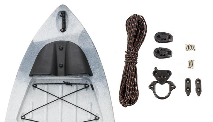 kayak anchor trolley
