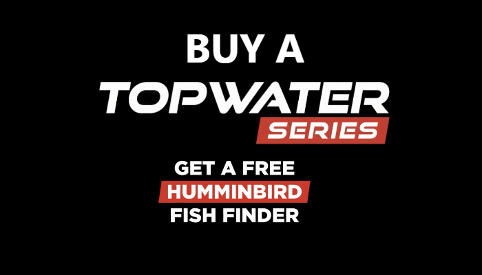 topwater free fishfinder old town