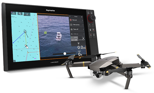 FLIR Raymarine UAV Drone