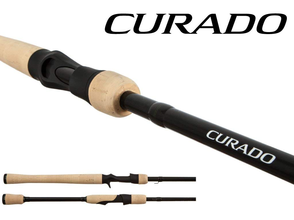 shimano curado rods review