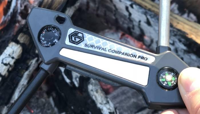 Off Grid Tools Companion 400 Pro Survival Tool