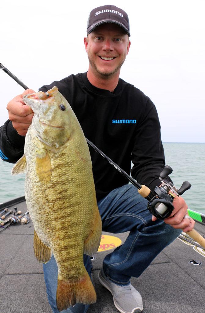 Jonathon VanDam 2019 Shimano Angler