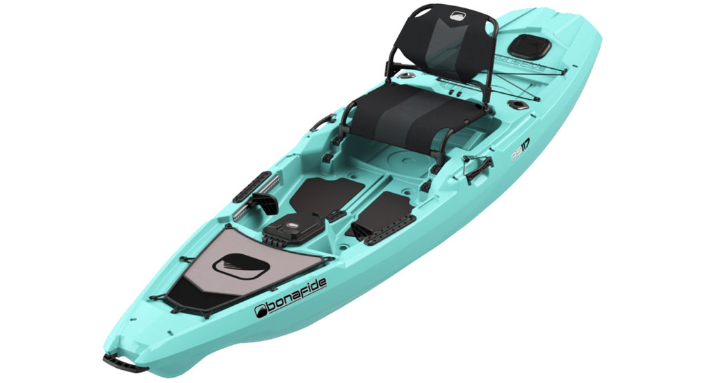 Bonafide RS117 Most Popular Kayaks Under $1000