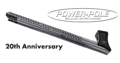 Power Pole History 20 Year Anniversary Platinum Blade Payne Outdoors