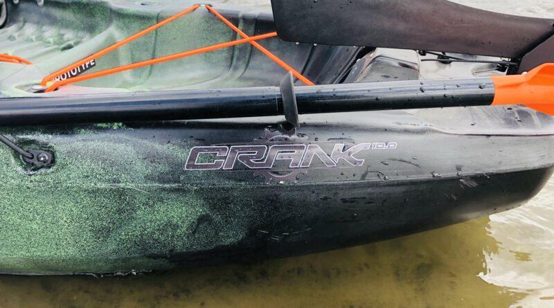 Perception Crank 10.0 Pedal Drive Kayak Payne Outdoors