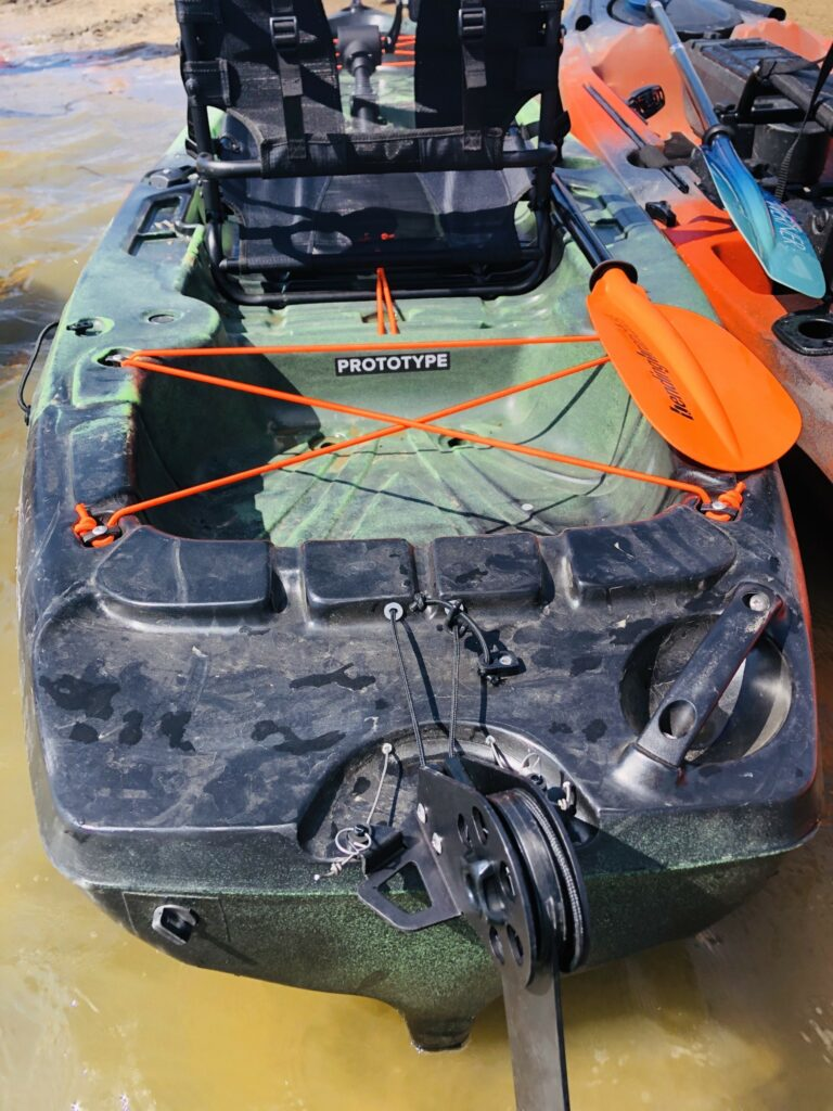 Perception Crank 10.0 Pedal Drive Kayak Payne Outdoors