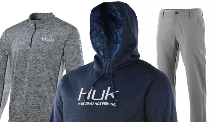 Huk Fall Fishing Apparel Line Payne Outdoors