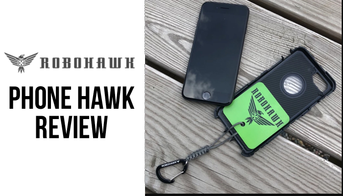 Robohawk Phone Hawk Phone Tether Review Payne Outdoors