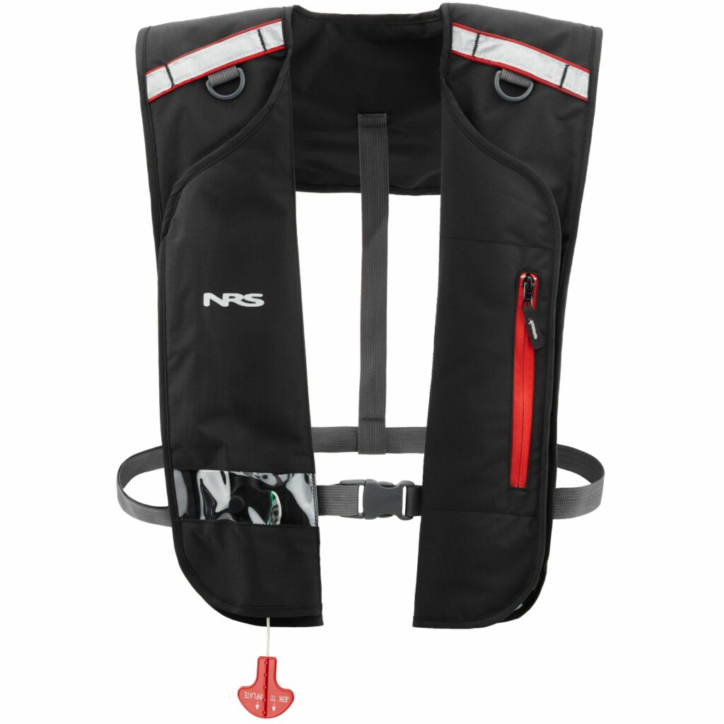 Review NRS Otto Matik Inflatable PFD Payne Outdoors