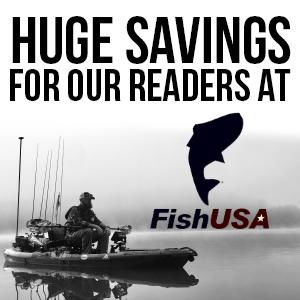 Huge Savings Clearance Fish USA kayak fishing bass fishing