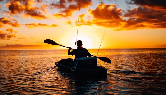 binoculars sunglasses fishermen