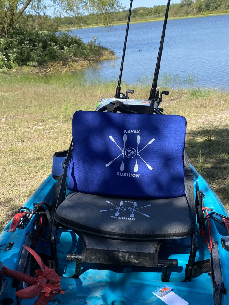 Kayak Kushion cushion review Payne Outdoors