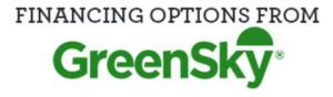 Financing Options by GreenSky
