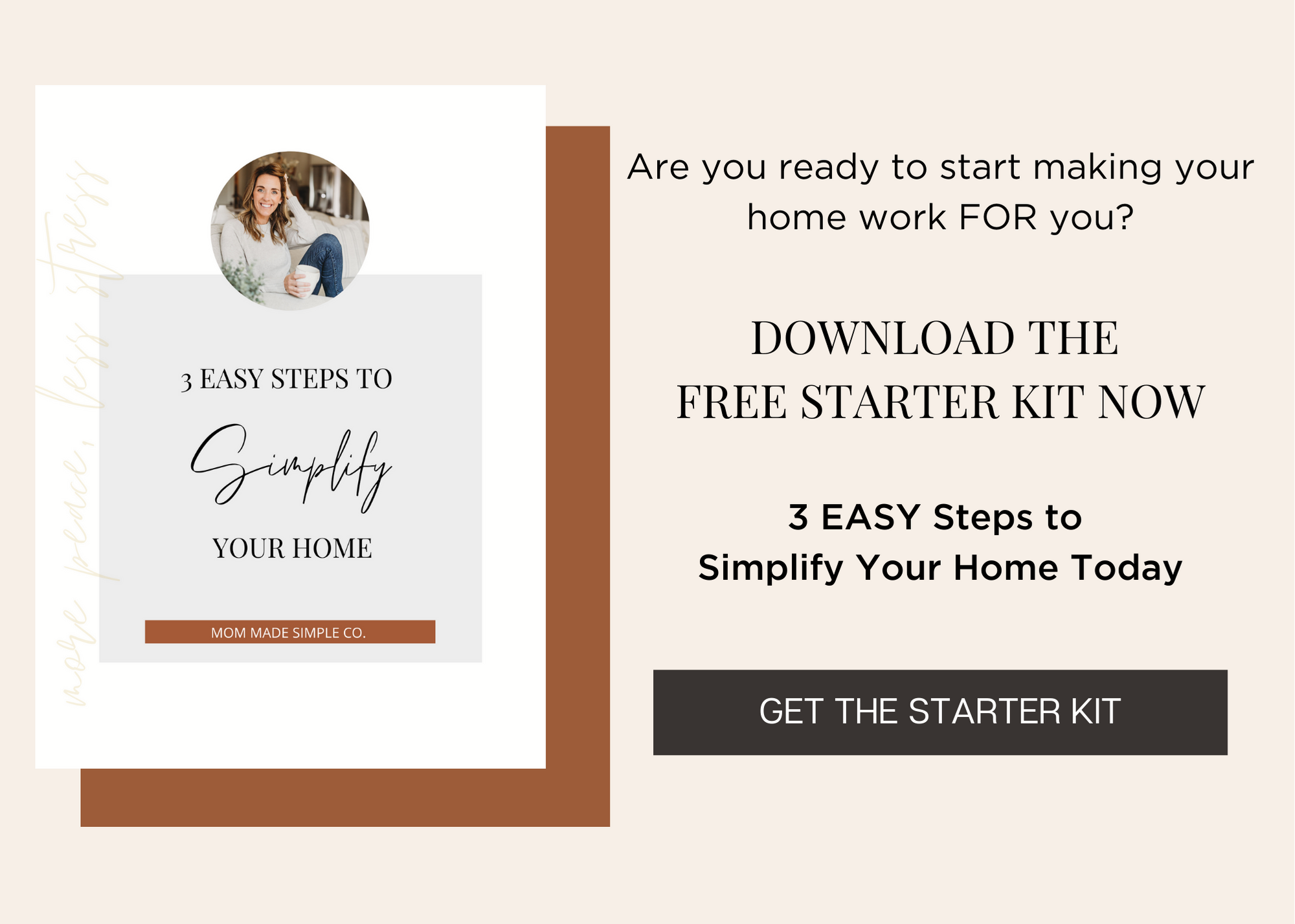 Simplify Your Home