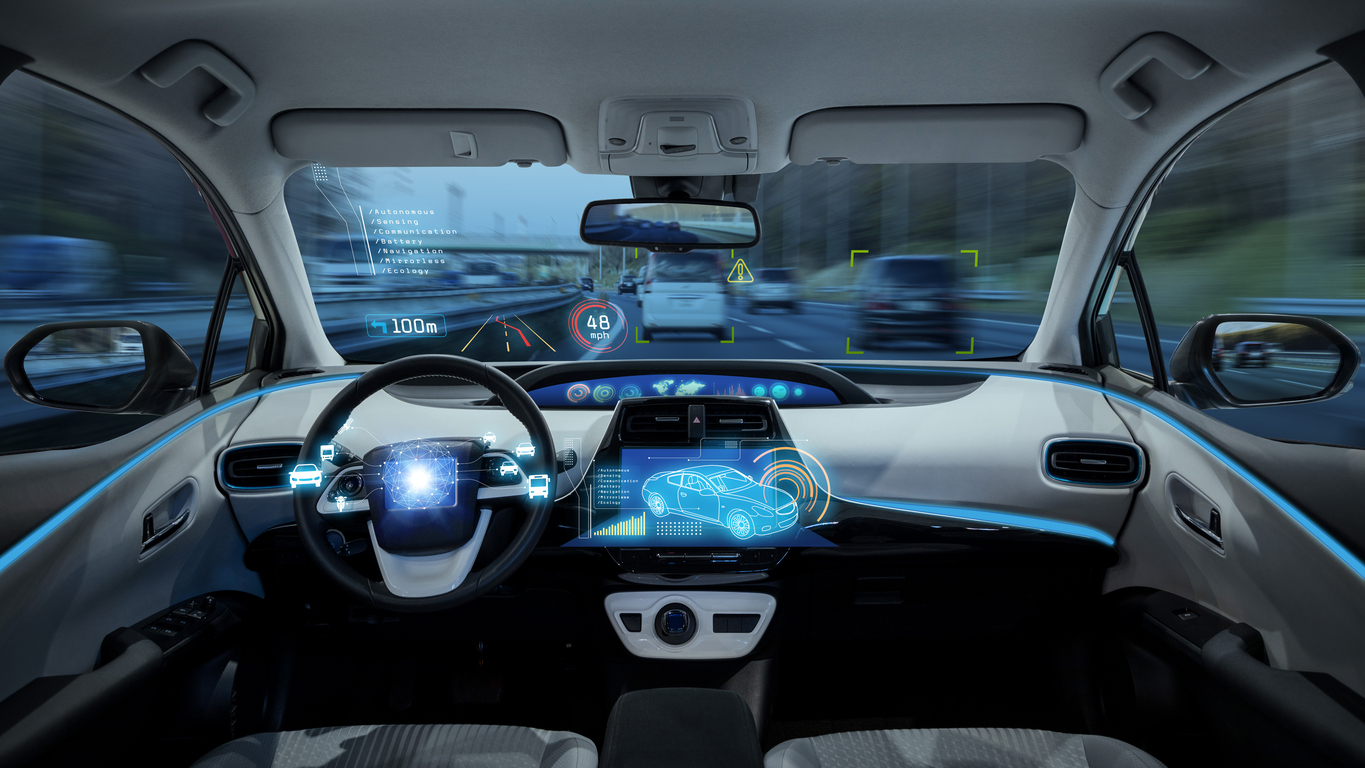 Advanced technology for drivers