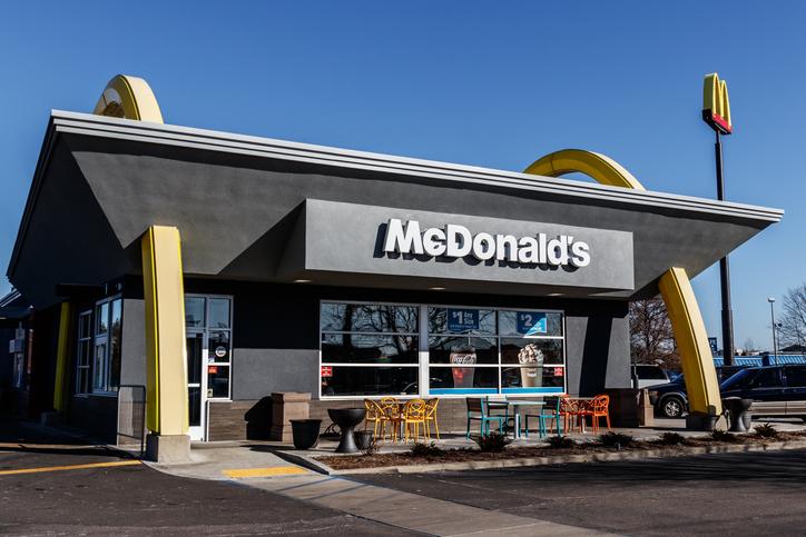 McDonald's Salads May Contain a Parasite that Causes Intestinal Illness
