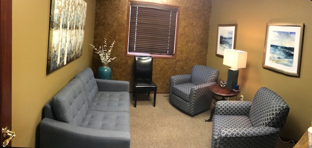 Accounting Office Needs a Waiting Room