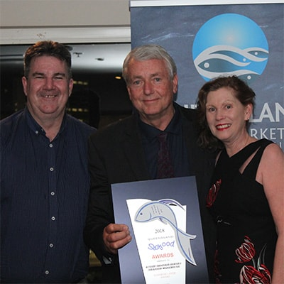 2018 Queensland Seafood Industry Awards Winner - Aussie Seafood Houses