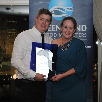 2018 Queensland Seafood Industry Awards Winner - Stokehouse Q Brisbane