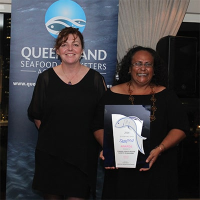 2018 Queensland Seafood Industry Awards Winner - Torres strait Marine Safety Programme