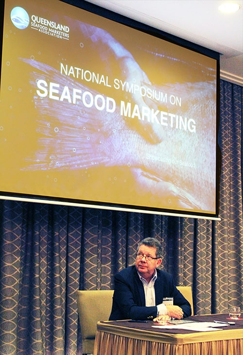 Seafood Marketing Symposium 2018 - Marshall Betzel, Chair
