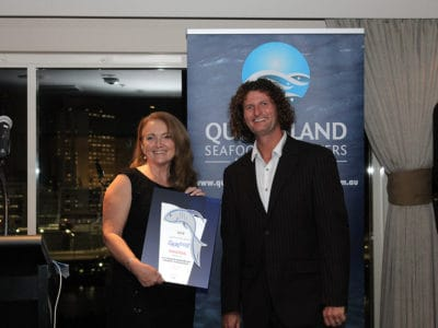 Promotion Award winner, Australian Barramundi Farmers Association