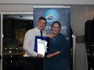 Seafood Restaurant Award winner, Stokehouse Q Brisbane