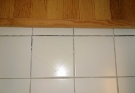 Regrouting Bathroom Tile