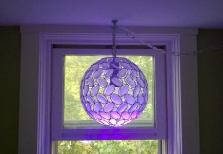 Upstairs Hall Lighting – Part 2