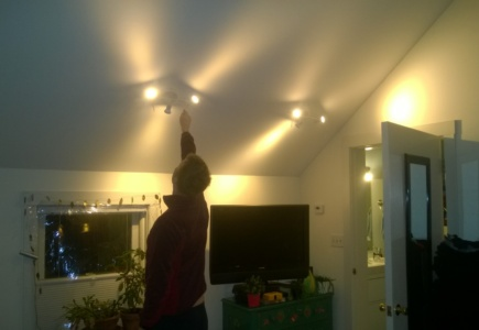 New Lights for the Bedroom – Part 1