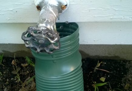 A Fix for Our Leaky Hose Faucet