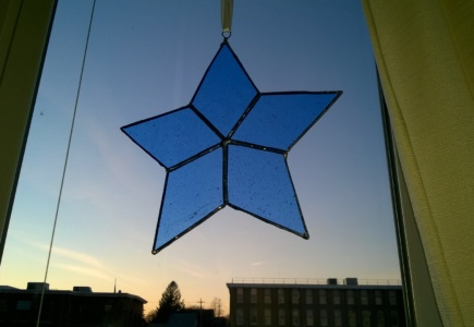 Stained Glass Stars – Part 1