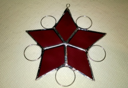 Stained Glass Stars – Part 5