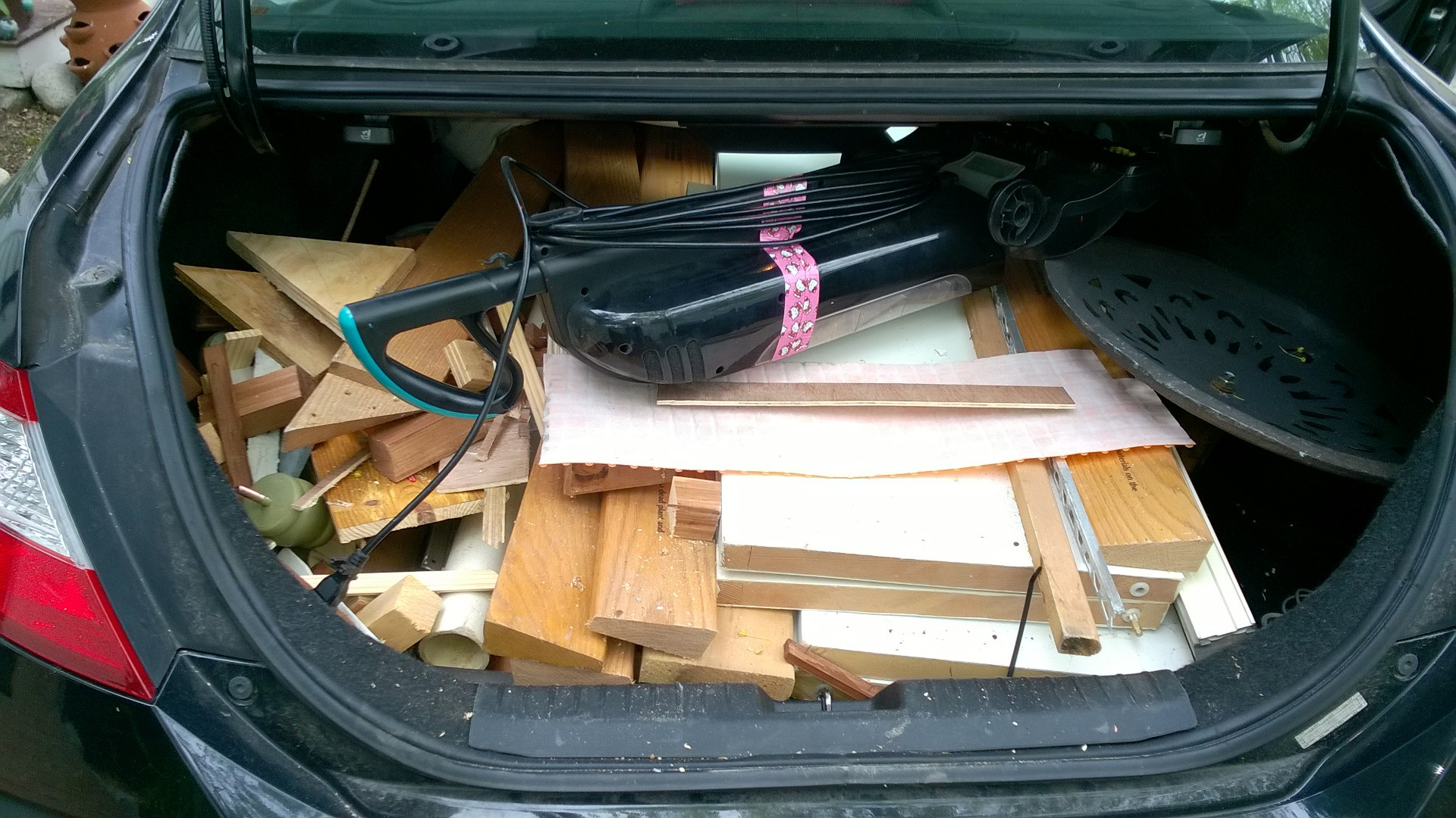 I Went to THE DUMP!