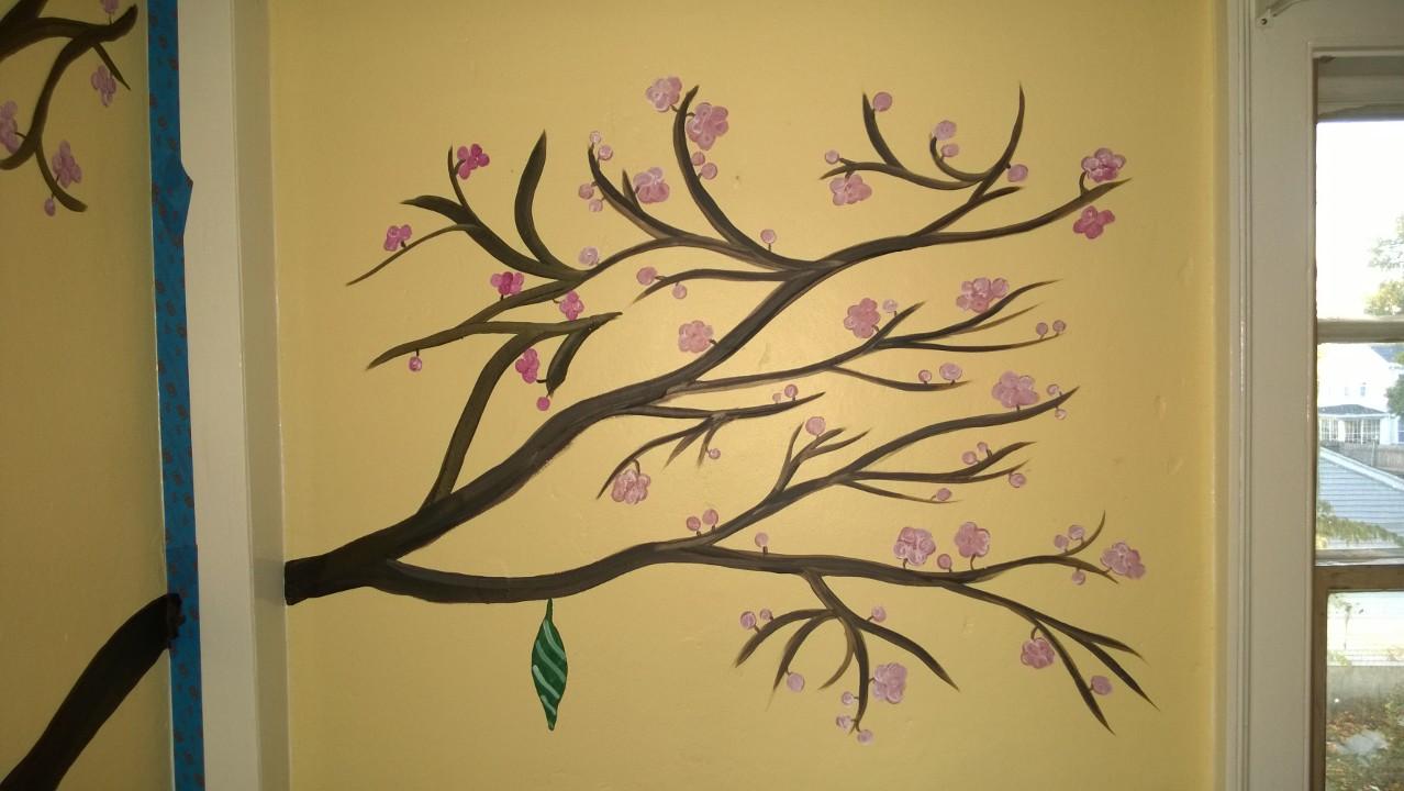 Cherry Blossom Tree – Part 2