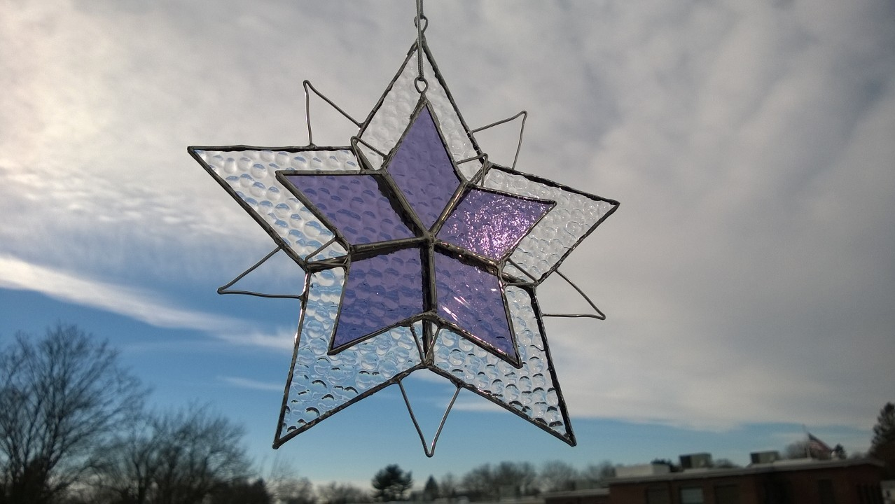 Stained Glass Stars – Part 6