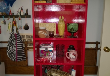 Tall Bookcase – Part 4