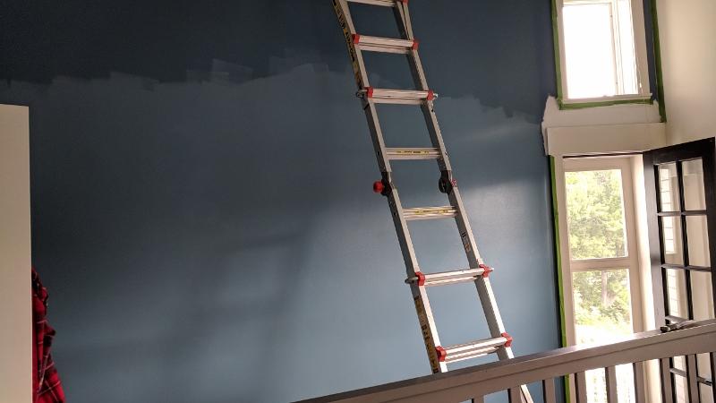 Bedroom Wall – Part 2