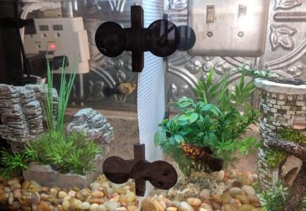 Fish Tank Divider