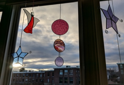 Stained Glass Mobiles – Part 2