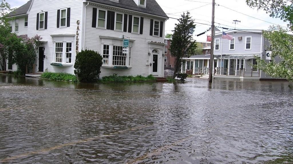 Ipswich River Flood of 2006