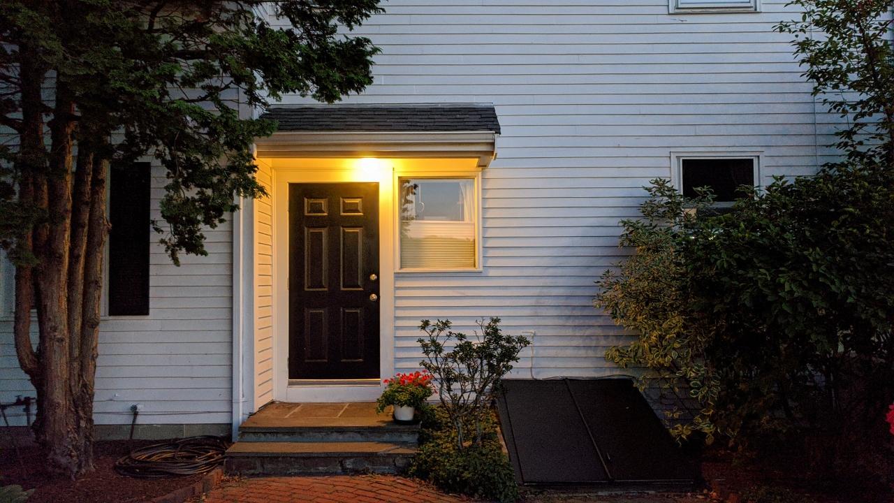 Overhauling the Laundry Room/Back Door