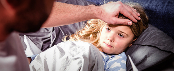 Parent With Sick Child