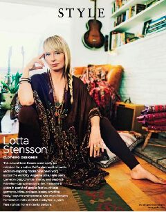 Lotta Stensson