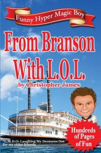 From Branson with LOL Deluxe Book Digital Download