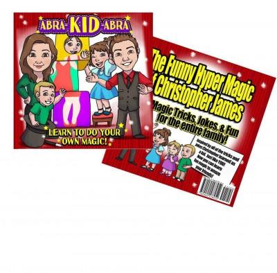 Abra-KID-abra Learn Magic At Home