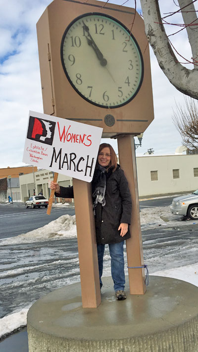 Womens March 1