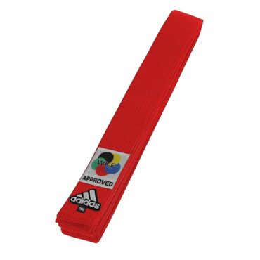 ADIDAS KARATE ELITE BELT WKF...